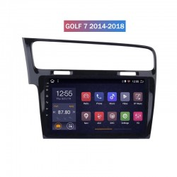 VW Golf 7 Android grotuvas