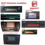 WEFA USB SEAT skaitmeninis muzikos priedėlis