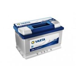 VARTA 72Ah 680A
