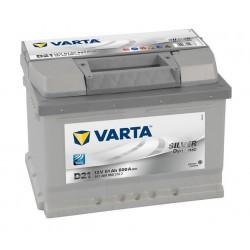 VARTA 61Ah 600A
