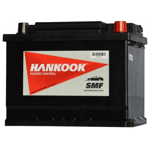 HANKOOK 55Ah 480A
