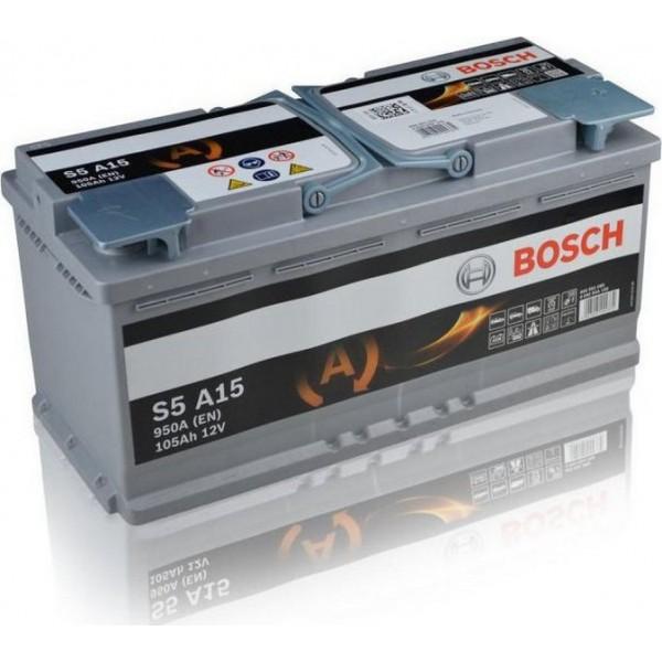 BOSCH 105Ah 950A