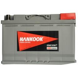 HANKOOK 70Ah 760A