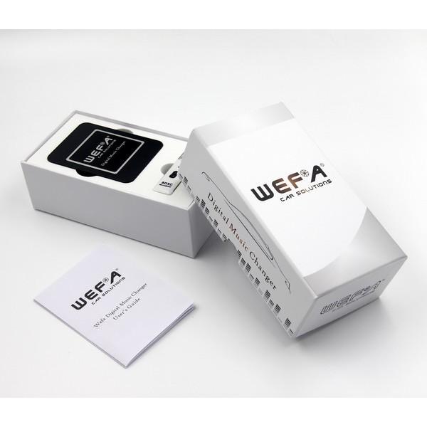 VW Wefa Bluetooth USB  skaitmeninis muzikos priedėlis